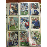 Colección Tarjetas Upper Deck Usa 1994. 254 Sin Repetir