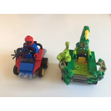 Lego Super Heroes: Spider-man Vs. Scorpion #76071