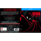 Batman Serie Animada Completa Remasterizada+películas Bluray