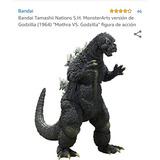 Godzilla Bandai Figura De Accion Monster Art