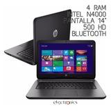 Laptop 14 Hp Últimas Unidades Hp 240 G6 Nueva Generacion