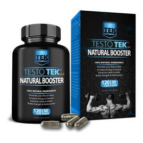 Testotek Testosterone Booster Aumenta Tu Masa Muscular