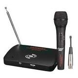 Microfono Inalambrico Pyle Pro Discomovil Karaoke Bares Casa