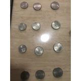 Monedas Aniversario Banco De Costa Rica