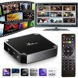 Android Tv Box Chromecast Smart Tv Peliculas Series Gratis