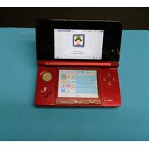 Nintendo 3ds + Video Juego Y Estuche