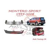 Coleta Compuerta Trasera Mitsubishi Montero Sport 1997-2008