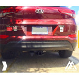 Pegadero Max Hyundai Tucson - Halatrailer Carreta Porta Bici