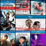 Peliculas De Blu Ray