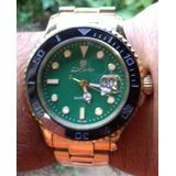 Reloj D'mario Swiss Cristal Saphire  Zs0182