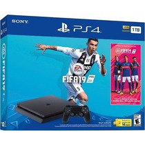 Consola Ps4 Playstation 4 Slim 500gb Fifa 2019 Techmovil