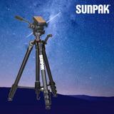 Tripode Video Profesional Sunpak M4 - Inteldeals