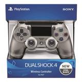 Control Dualshock 4 / Ps4 -steel Black  - Originales - Nuevo