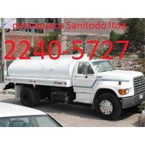 Coronado 8455-7500 Destaqueos, Limpieza De Tanques Sépticos