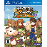 Harvest Moon Light Of Hope Special Edition Playstation 4