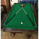 Mesa Pool Nueva Billar Para Estrenar