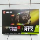 Tarjeta De Video Msi Rtx2080 Gaming Trio