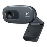 Camara Web Logitech C270 Full Hd Mic/usb 1280x270