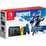 Nintendo Switch Fornite Ed Limitada Financiado Somos Tienda
