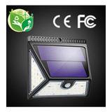 Lampara Solar Led Con Sensor De Movimiento Para Exteriores