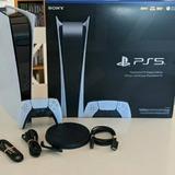 Playstation 5 1tb 825gb 3 Juegos A Escoger + 2 Controles.
