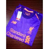 Camiseta Del Liverpool Fc