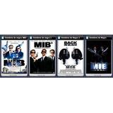 Hombres De Negro Colección Película