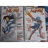 How To Draw Manga 17 Y 18, Editoria Antartic Press 2002