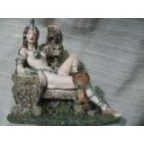 Adorno Mujer Con Craneos Usado Tattoo Coleccion Cod6616 Asch