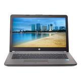 Laptop Hp 240 G7 Intel 14 4gb 500gb Gris Nueva De Paquete !