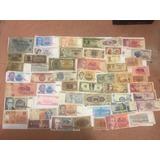 Colección De Billetes Europa Y Otros Países C1