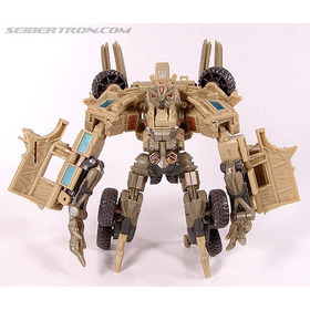 Transformers Decepticons Bonescrusher Movie 2007