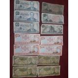 Billetes Antiguos De Costa Rica