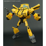Transformers Prime Weaponizer R I D Bumblebee Leader Class
