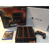 Play Station 4 Black Ops Iii Edición Limitada 1 Tb Ps4