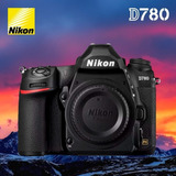 Nikon Fx D780 Dslr Body Full Frame Cuotas - Inteldeals