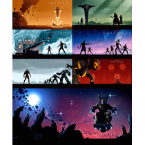 Marvel Coleccion Bluray Fase 2