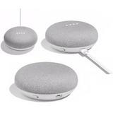 Parlante Google Nest Mini (2nd G) Google Assistant *itech