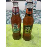 Botellas Cerveza Rock Ice Ginseng Y Monkey