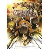 Shingeki No Kyojin Serie Anime