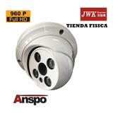 Camaras Seguridad Ahd 960p Domo  1.3mp Para Dvr Jwk