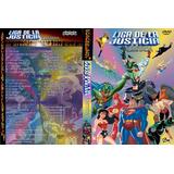 Liga De La Justicia Ilimitada Serie