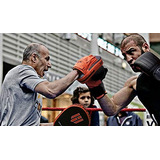 Par Manoplas Mitts Boxeo Mma Sparring Hawk
