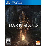 Dark Souls Remastered Playstation 4