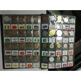 Monedas Del Mundo Coleccion. Vhcf