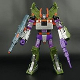 Transformers Megatron Armada Combiner Wars