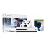 Xbox One S 1tb Star Wars Jedi Fallen Order - Nuevo