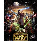 Star Wars Clone Wars 2008 Serie