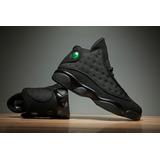 Tenis Nike Jordan Black Cat