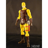 Figura Daredevil Yellow-nemesis-build - Marvel Legends